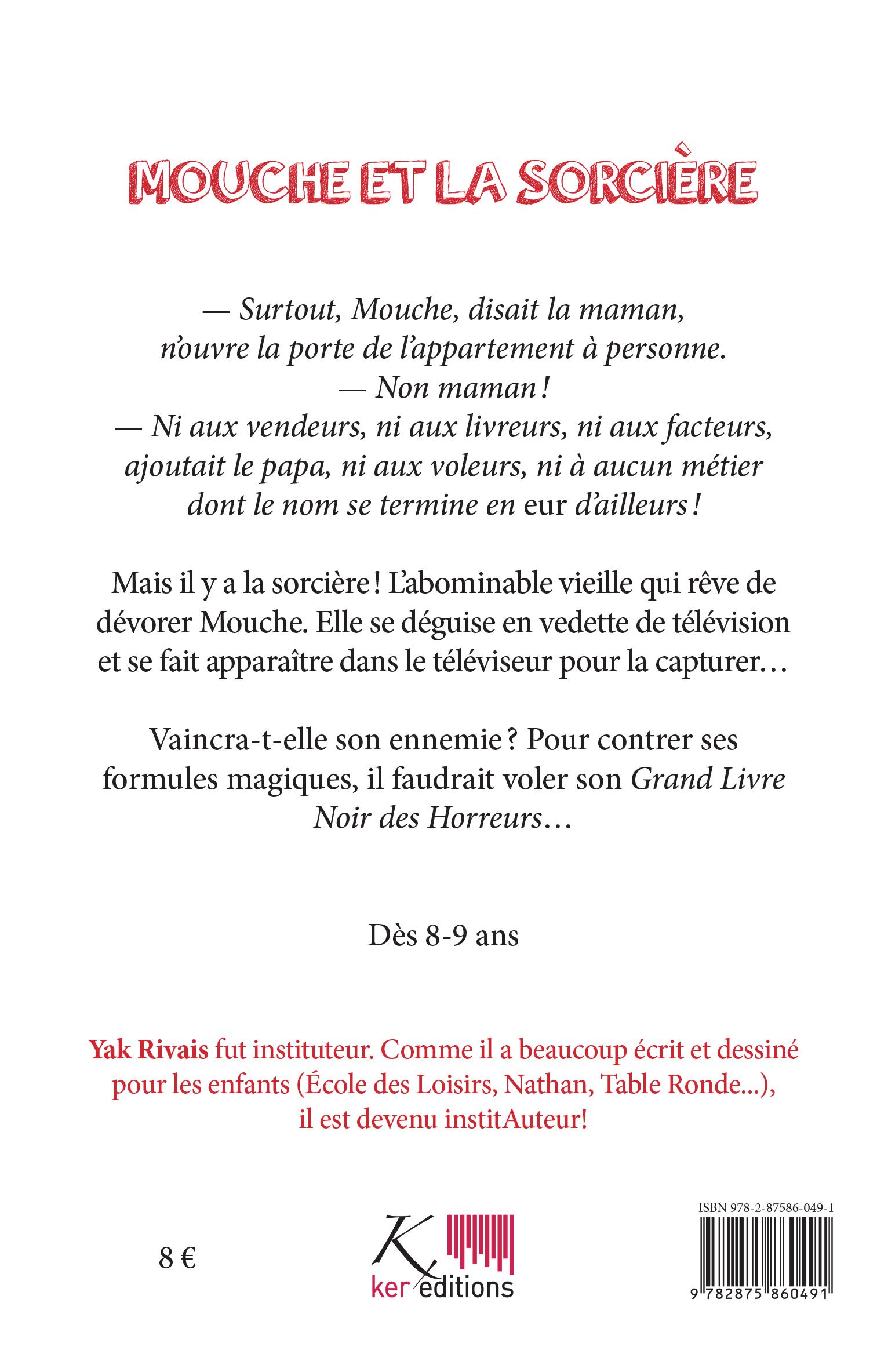 Super Mouche et la sorcière | Ker Éditions NO34