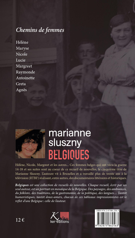Marianne Sluszny – Chemins de femmes