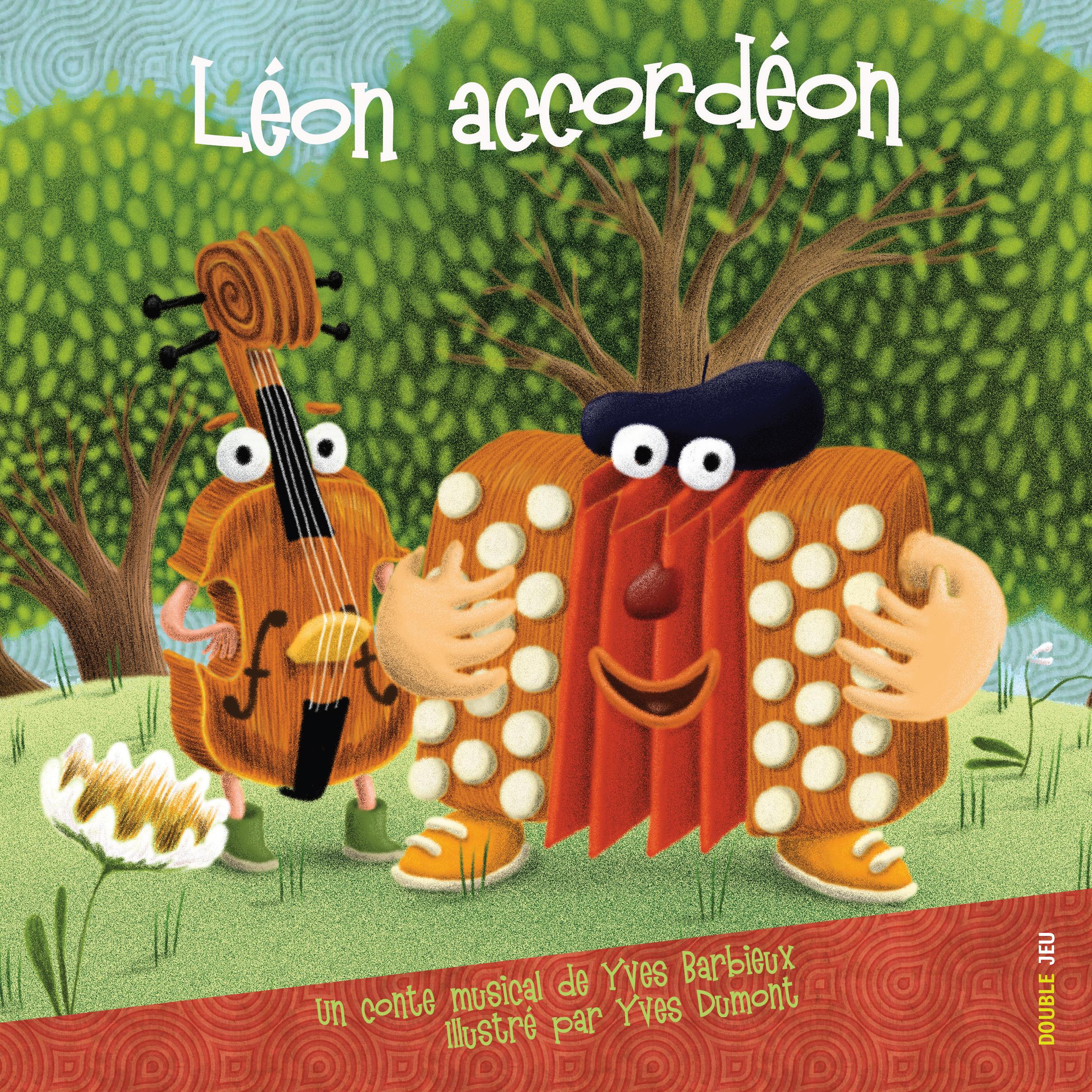 Léon accordéon